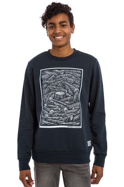 Element x Timber! Logs Sweatshirt (eclipse navy)