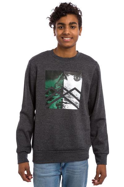Element Peak Sweatshirt (charcaol heather)