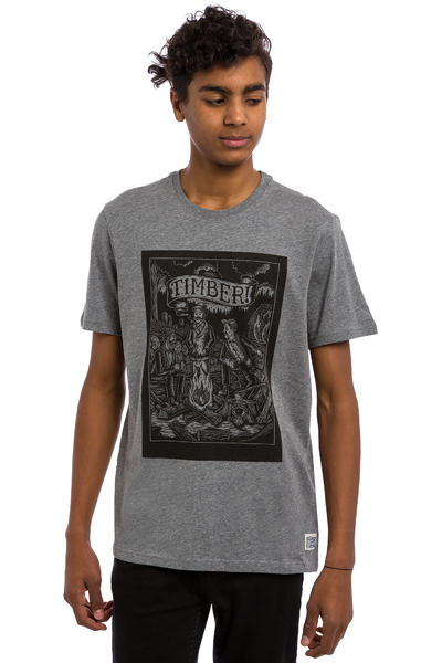 Element x Timber! Logs T-Shirt (grey heather)