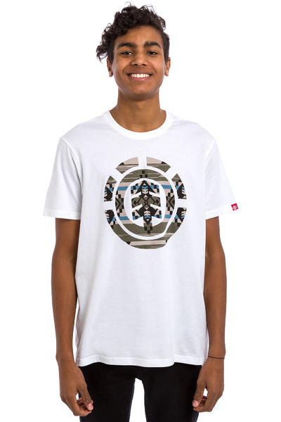 Element Blanket Icon Fill T-Shirt (optic white)