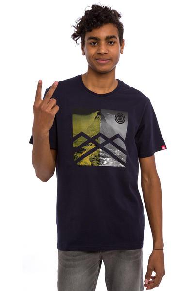 Element Peak T-Shirt (eclipse navy)