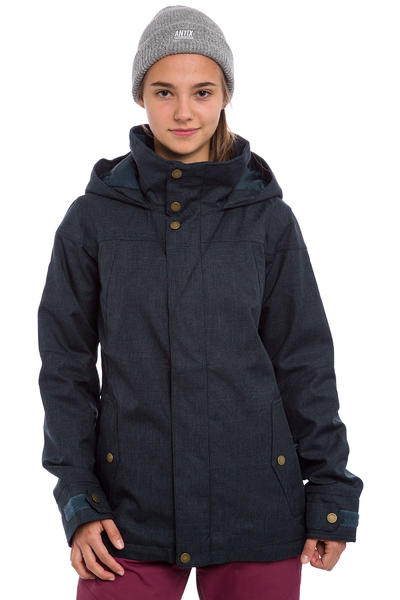 Burton Jet Set Snowboard Jacket women (mood indigo)