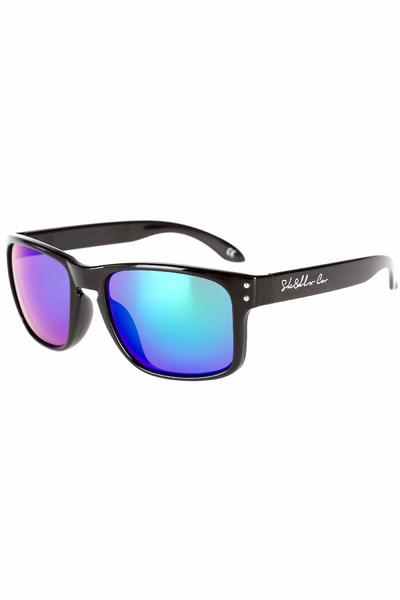 SK8DLX Bryne Sunglasses (black green)