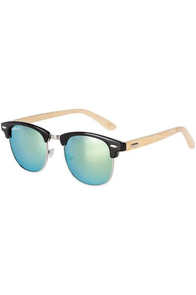 SK8DLX Atlant Wood Sunglasses (black gold)