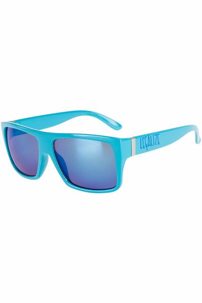 Legalize Longboarding Downhill Sunglasses (blue ocean)