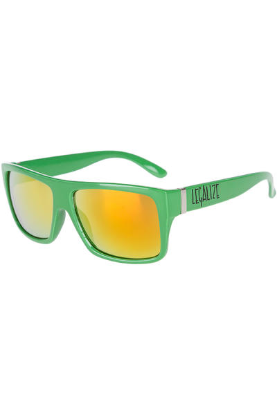 Legalize Longboarding Downhill Gafas de sol (grassland)