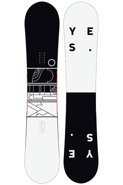 YES Jackpot 158cm Snowboard 2016/17