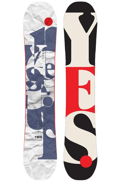 YES Typo 152cm Snowboard 2016/17