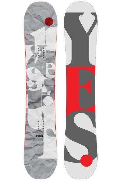 YES Typo 155cm Snowboard 2016/17