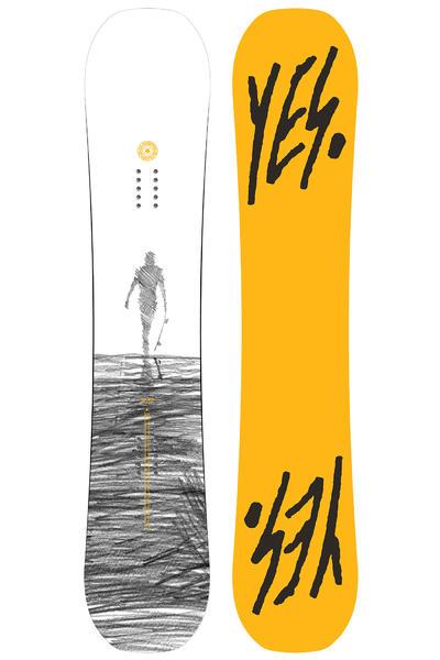 YES Public 154cm Snowboard 2016/17