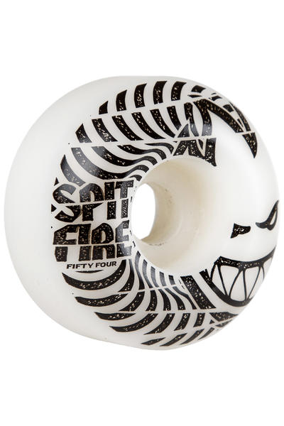 Spitfire Low Downs 54mm Rueda (white) Pack de 4