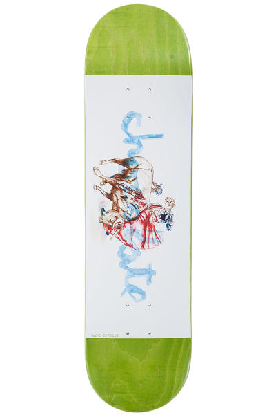 "Chocolate Johnson Tradiciones 8.125"" Deck (multi)"