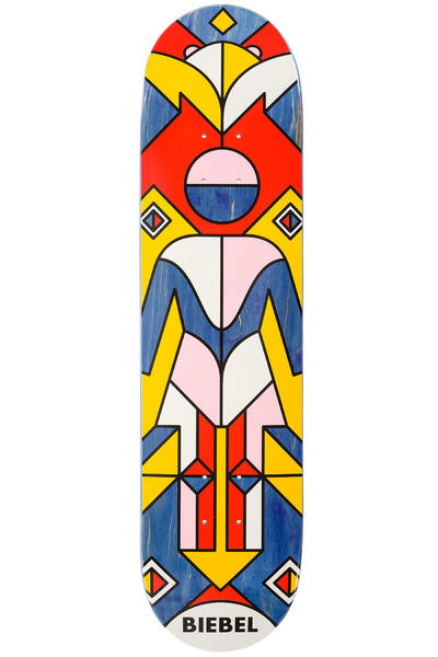 "Girl Biebel Totem OG 7.875"" Deck (multi)"