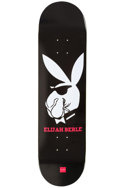 "Chocolate Berle Joe 8.125"" Deck (black)"
