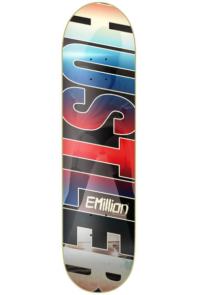 "EMillion Hustler 8"" Deck (multi)"