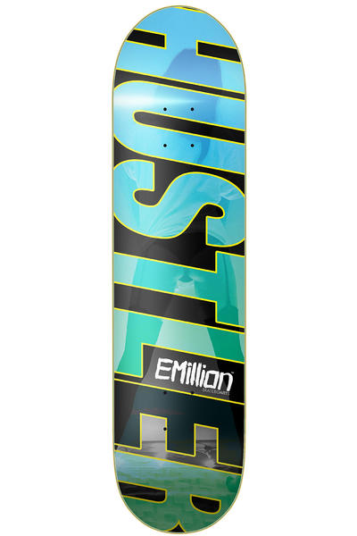 "EMillion Hustler 8.125"" Deck (multi)"