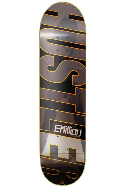 "EMillion Hustler 8.375"" Deck (multi)"