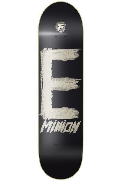 "EMillion Raw Fibertech 7.75"" Deck (black)"