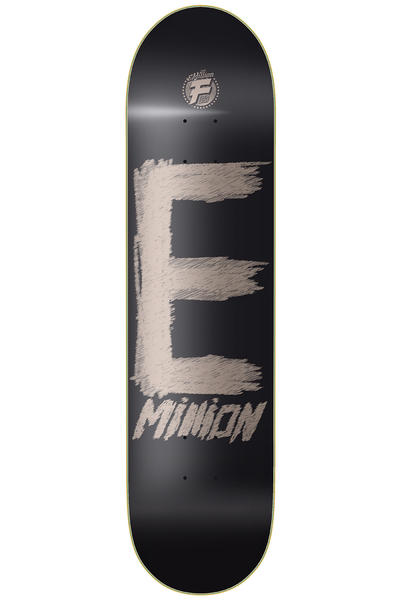 "EMillion Raw Fibertech 7.875"" Deck (black)"