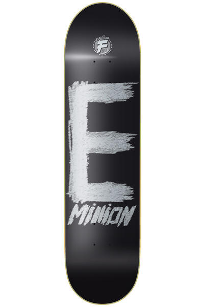 "EMillion Raw Fibertech 8.125"" Deck (black)"