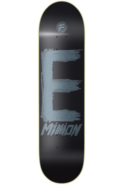 "EMillion Raw Fibertech 8.25"" Deck (black)"