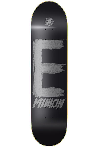 "EMillion Raw Fibertech 8.5"" Deck (black)"