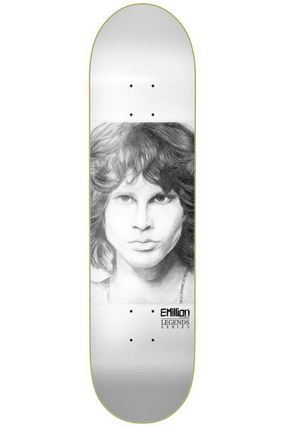 "EMillion Legends Morrison 8.25"" Deck (white)"