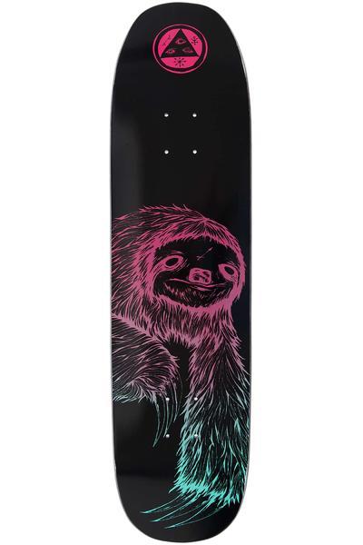 "Welcome Sloth II 8.25"" Deck (black gradient)"