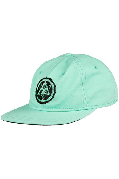 Welcome Talisman Snapback Cap (mint black)
