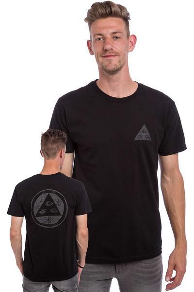 Welcome Talisman T-Shirt (black gitd)