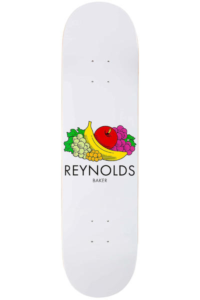 "Baker Reynolds Fruit Booter 8"" Deck (white)"