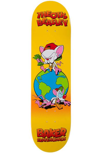 "Baker Theotis Lab Rats 8.25"" Deck (yellow)"