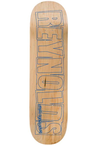 "Baker Reynolds Logo 8.5"" Deck (blue)"