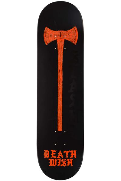 "Deathwish Slash Deadly Intent 8.125"" Deck (black)"