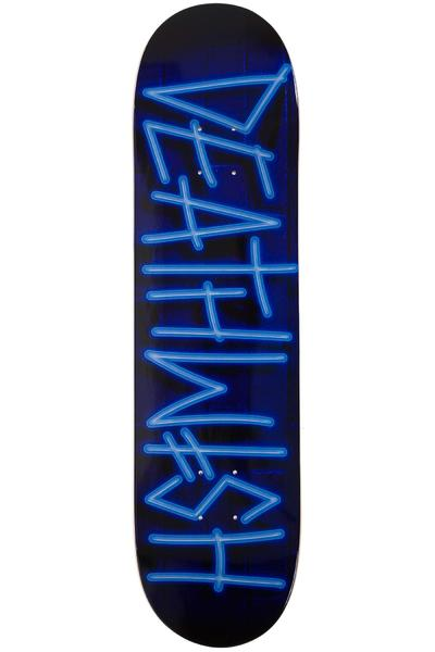 "Deathwish Deathspray Neon Sign 8"" Deck (black)"