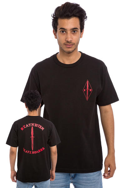 Deathwish Deadly Intent T-Shirt (black)