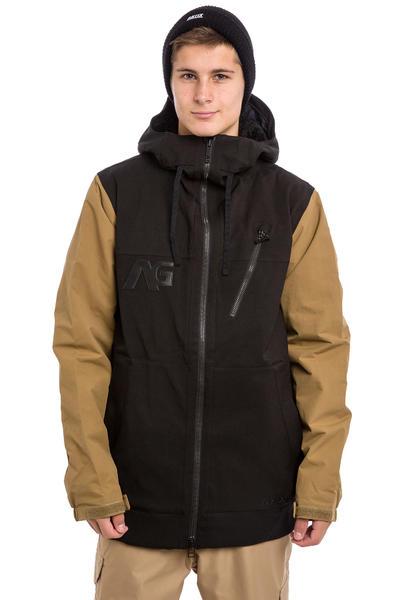 Analog Greed Snowboard Jacke (true black)