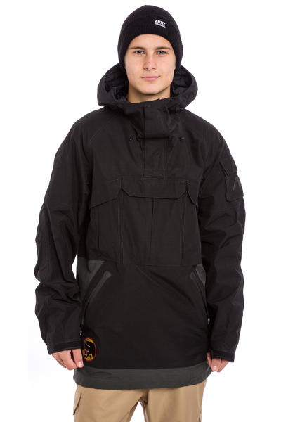 Analog Highmark Snowboard Jacket (true black dark charcoal)