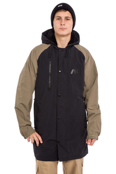 Analog Stadium Parka Snowboard Jacke (true black soil)