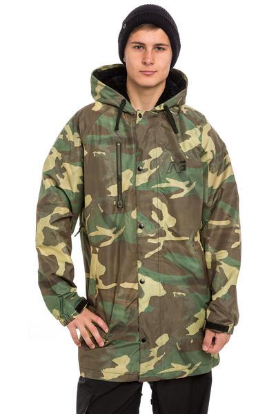 Analog Stadium Parka Snowboard Jacket (surplus camo)