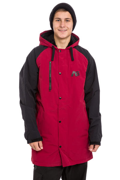Analog Stadium Parka Snowboard Jacke (blood black)
