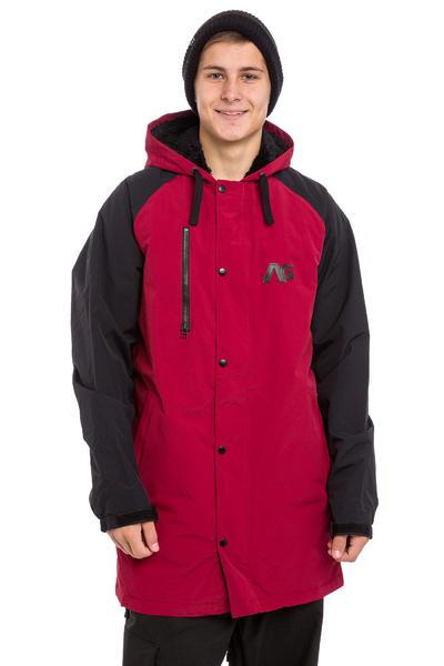 Analog Stadium Parka Snowboard Jacket (blood black)