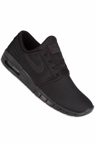 Nike SB Stefan Janoski Max Shoe (black black)