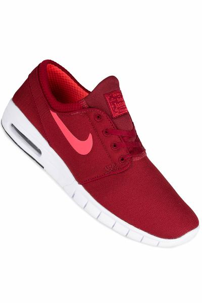 Nike SB Stefan Janoski Max Schuh (team red ember glow)