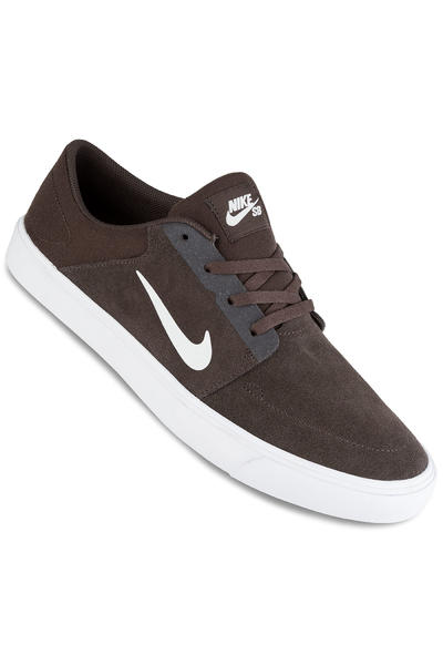 Nike SB Portmore Chaussure (baroque brown ivory)