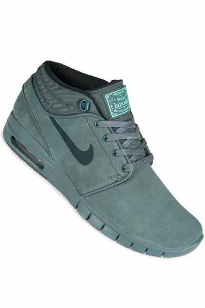 Nike SB Stefan Janoski Max Mid L Shoe (hasta seaweed)