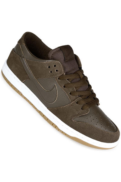 Nike SB Dunk Low Pro Ishod Wair Shoe (baroque brown white)