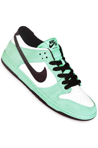 Nike SB Dunk Low Pro Ishod Wair Shoe (green glow black)