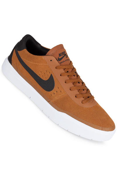 Nike SB Bruin Hyperfeel Shoe (hazelnut black white)