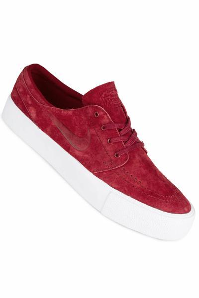Nike SB Zoom Stefan Janoski Premium HT Schuh (team red)